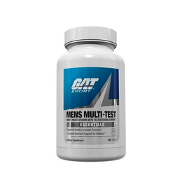 Mens Multi+Test 60 tabs