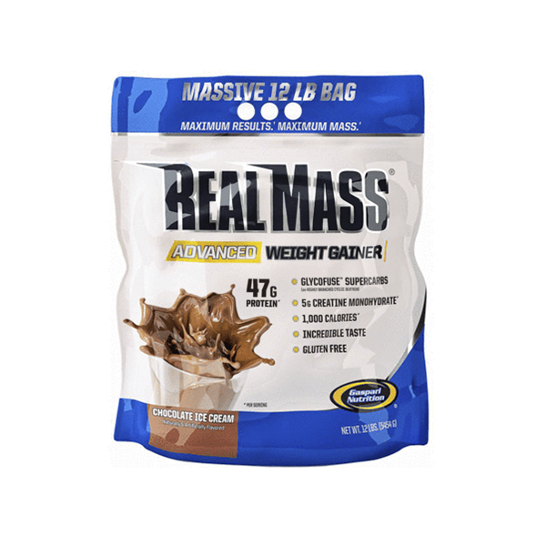 Real Mass Advanced 12 lb