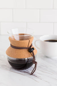 Cork Pour Over Coffee Maker