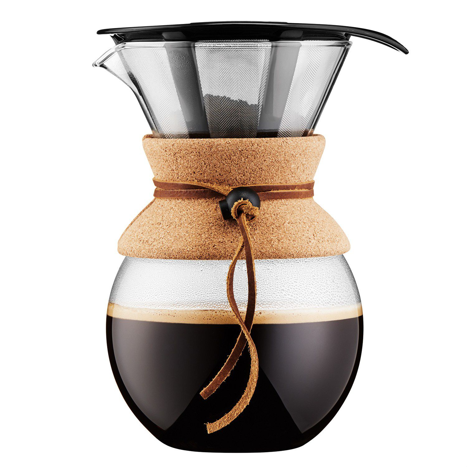 Bodum 34-oz. Cork Band Pour-Over Coffee Maker
