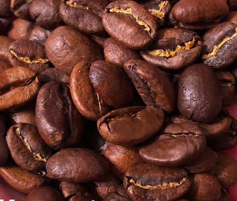 MOCHA JAVA (Medium Roast) Well Rounded, Smooth, with Chocolaty Flavors