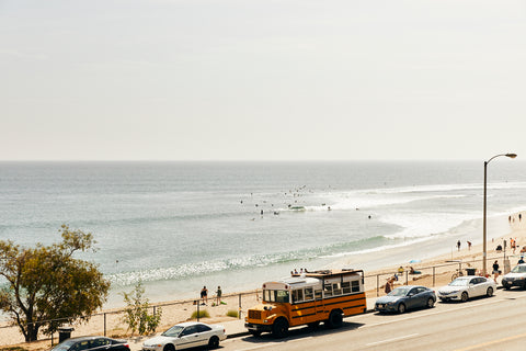 Surfrider Beach, California