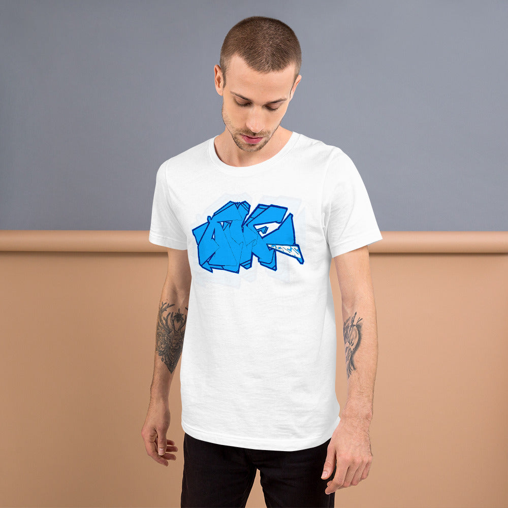 Timeless Graffiti Men's Short-Sleeve T-Shirt