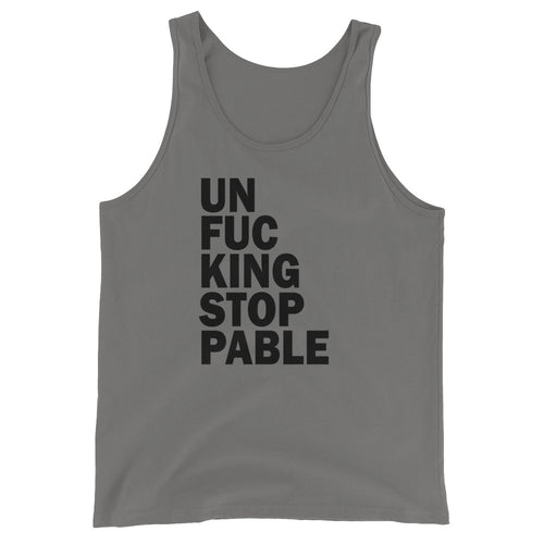 Unstoppable Tank Top