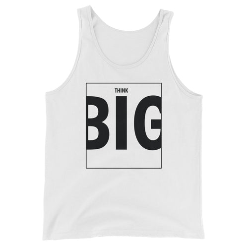 Think BIG Tank Top
