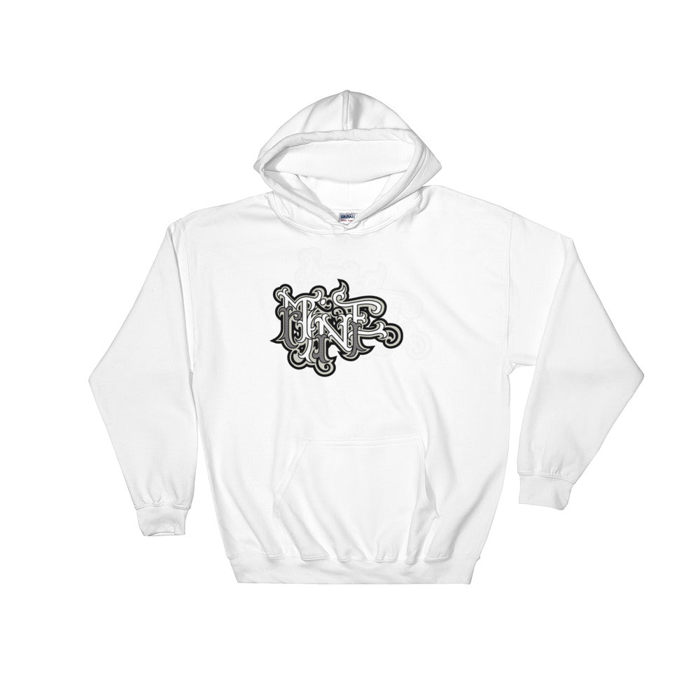 Mine Graffiti Hooded Sweatshirt