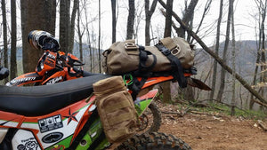 Green Chile Adventure Gear UPRISING SOFT RACK BASIC KIT