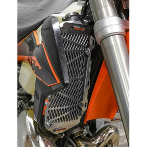 ENDURO ENGINEERING RADIATOR FULL SIDE PROTECTION CRASH GUARD