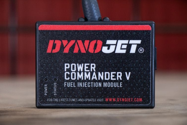 DYNOJET POWER COMMANDER 5 EXCLUSIVELY BY TACO MOTO CO.