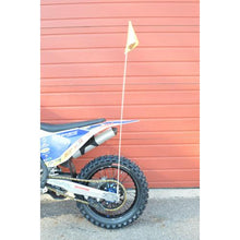 Load image into Gallery viewer, ENDURO ENGINEERING QUICK RELEASE AXLE MOUNTED SAFETY FLAG MOUNT