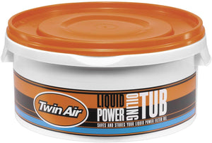 TWIN AIR FILTER OIL TUB