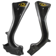 Load image into Gallery viewer, P3 RACING CARBON FIBER FRAME GUARDS