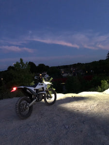 ACERBIS VSL LED HEADLIGHT