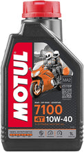 Load image into Gallery viewer, MOTUL 7100 ULTIMATE ENGINE OIL