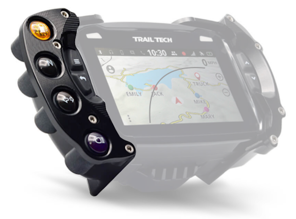 TRAIL TECH Voyager Pro Indicator Light Dashboard