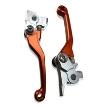 Load image into Gallery viewer, BULLET PROOF DESIGNS CLUTCH / BRAKE LEVER SET - KTM BREMBO