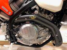 Load image into Gallery viewer, P3 Racing Carbon Heat Shield MAXCoverage 20+ EXC-F / FE