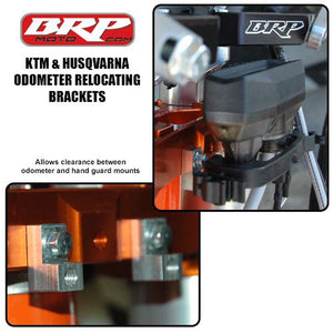 BRP HAND GUARD MOUNTS