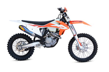Load image into Gallery viewer, FMF KTM FACTORY REPLICA 4.1 TITANIUM SILENCER W CARBON END CAP