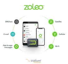 Load image into Gallery viewer, ZOLEO SATELLITE COMMUNICATOR