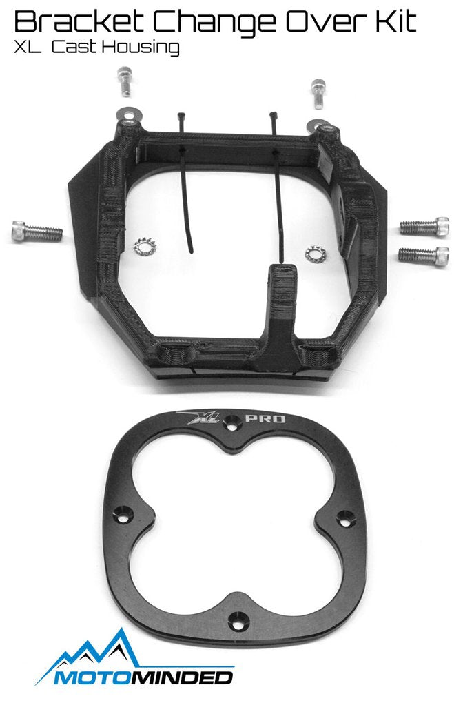 MOTO MINDED LIGHT BRACKET UPGRADE KIT