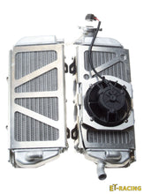 Load image into Gallery viewer, ET Racing Full Box Radiator Guards