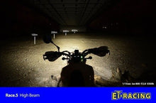 Load image into Gallery viewer, ET RACING 5 LED HEADLIGHT