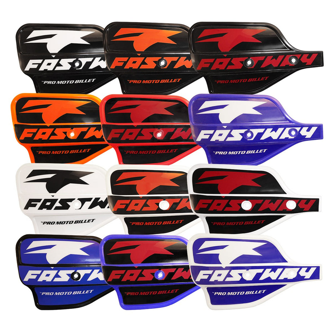 Pro Moto Billet / Fastway  Bar Guards
