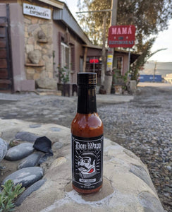 Don Wapo Taco Moto Co. Hot Sauce