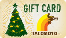 Load image into Gallery viewer, TACO MOTO CO GIFT CARD