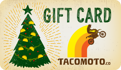 TACO MOTO CO GIFT CARD