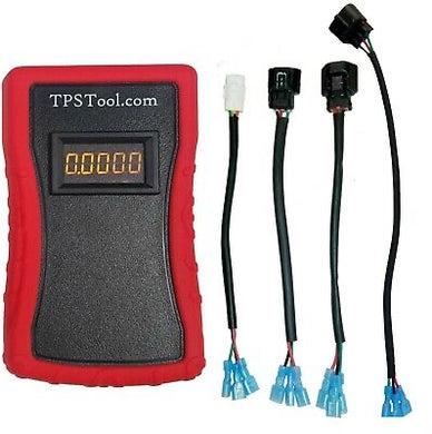TPS TEST TOOL AND CONNECTORS