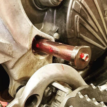 Load image into Gallery viewer, Steel Horse Innovations Grease-able Swing Arm Shaft