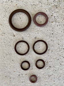FUEL SYSTEM O-RING KIT BY TACO MOTO CO.
