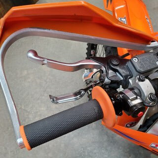 OX HYDRA LEFT HAND REAR BRAKE SYSTEM