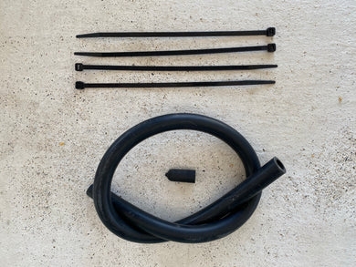 CRANKCASE BREATHER HOSE BYPASS KIT BY TACO MOTO CO.