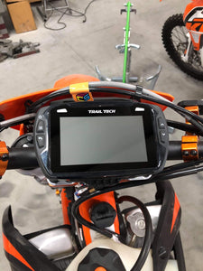 Mako 360 GPS Top Plate by Taco Moto Co
