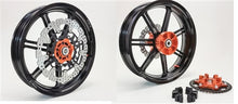 Load image into Gallery viewer, Warp 9 Super Moto Wheel Set