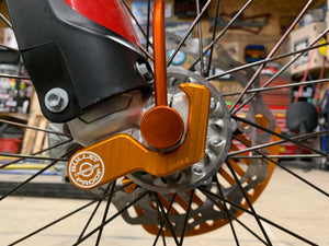 BULLET PROOF DESIGNS RIGHT HAND FORK LUG GUARD