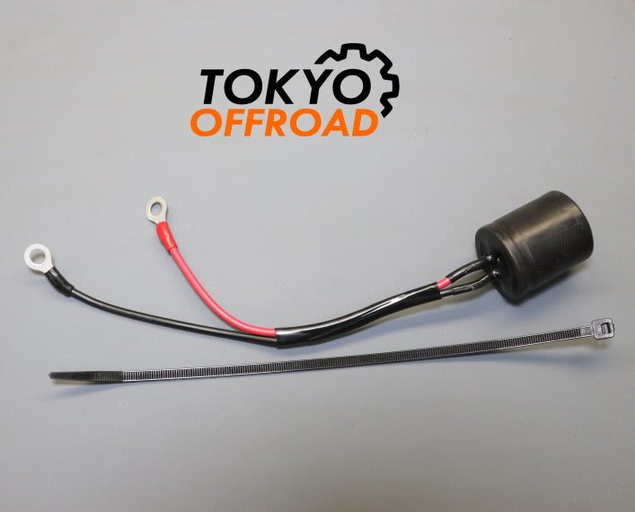 TOKYO OFFROAD STARTING CAPACITOR