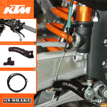 Load image into Gallery viewer, OX Left Hand Rear Brake System - Cable System