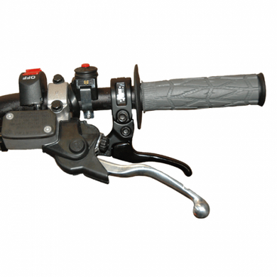 OX Left Hand Rear Brake System - Cable System