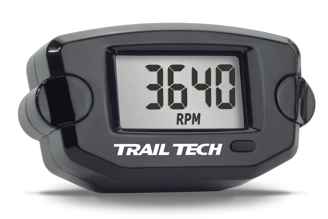 TRAIL TECH TTO TACH / HOUR METER