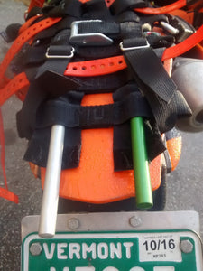 Green Chile Adventure Gear HARDCORE SOFT RACK