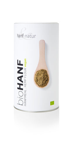 Bio Hanf Mehl - 1kg Vegan - Hanf - dropshop4you