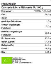 Laden Sie das Bild in den Galerie-Viewer, Hanf- Knabber-Snack süß - Hanf & Natur - 100g - Hanf - dropshop4you