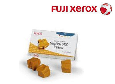 Xerox 108R00896 Genuine 3PK Yellow Laser Cartridge