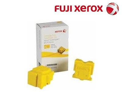 Xerox 108R00943 Genuine Yellow Ink Sticks