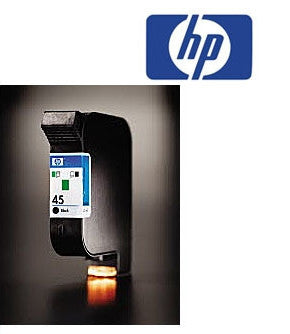 HP 51645A (HP45) Genuine Black Ink Cartridge