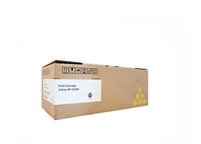 Lanier 406107 (Ricoh 406062) Toner Cartridge - 2000 page yield